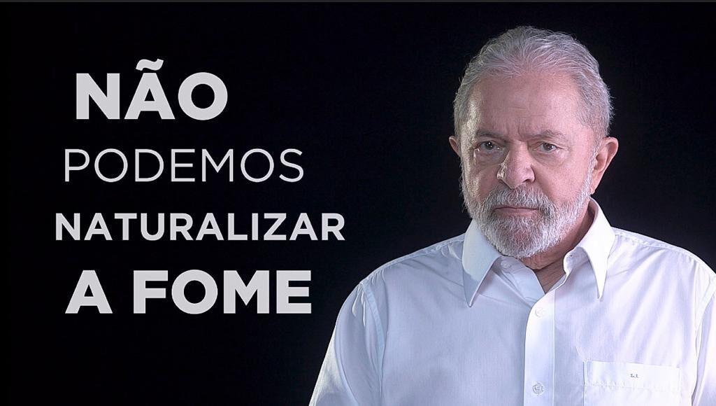 Lula fala ao Brasil sobre a volta da fome; leia a íntegra do pronunciamento