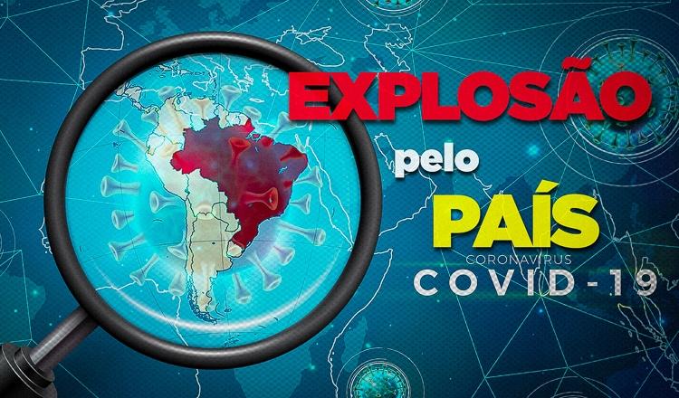 Casos de Covid-19 explodem e colapso da rede de saúde avança por AM e PA